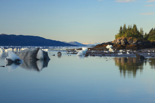Smith Glacier, College Fjord, Prince William Sound, Alaska