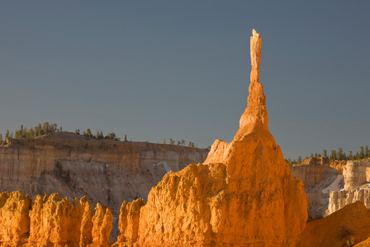 UT, Bryce Canyon National Park, The Sentinel
