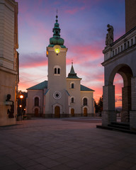 Ruzomberok, Slovakia