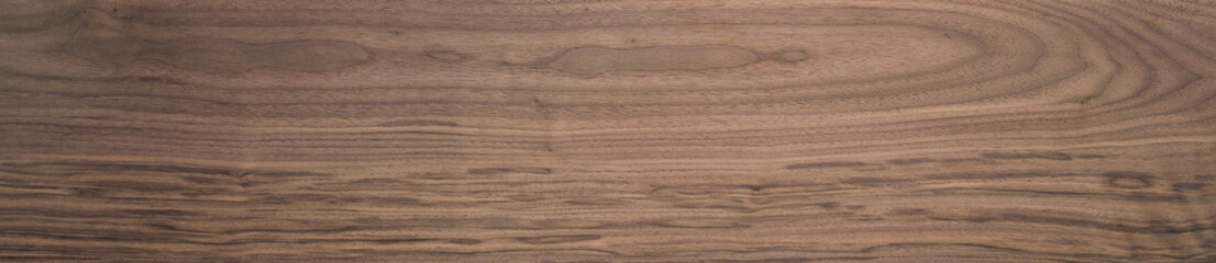 Printed roller blinds Wood Black walnut wood texture of solid board untreated