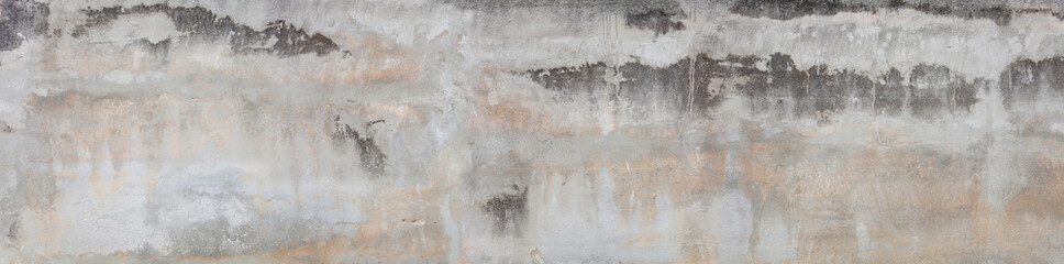 Deurstickers Wand Big size grunge concrete wall background or texture.