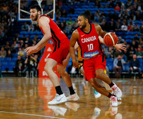 2019 International Basketball Australia v Canada Aug 16th