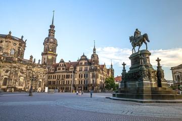 Dresdner Residenzschloss (Dresden Castle), Germany