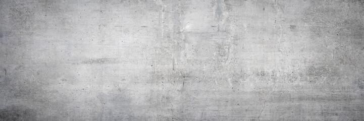 Foto op Plexiglas Natuur Textur einer alten grauen Mauer aus Beton als Hintergrund