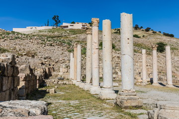 Pella is one of ten Decapolis cities that were founded during the Hellenistic period and became powerful under Roman jurisdiction. Jordan
