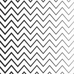 Zigzag pattern background vector illustration