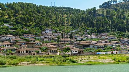 old city of Berat, Albania