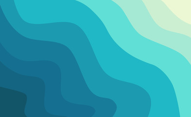 Abstract background with gradient color.Gradient geometric figure.