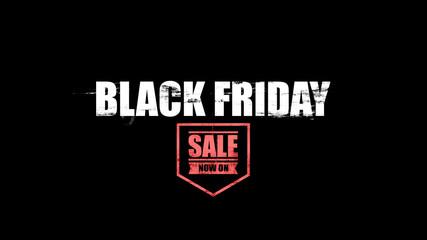 Black Friday Sale Advert  Banner 3