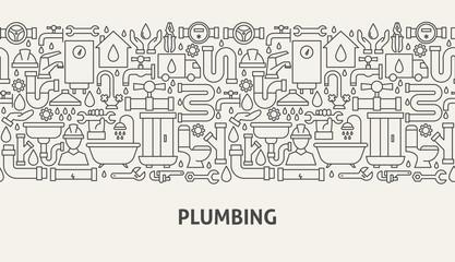 Plumbing Banner Concept
