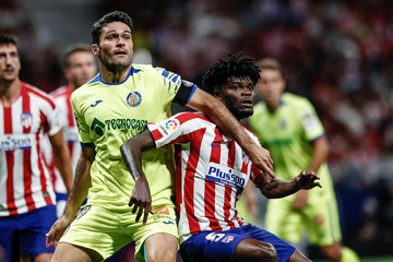 2019 La Liga Football Athletico Madrid v Getafe Aug 17th