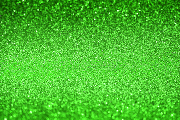 green glitter texture christmas abstract background,   Defocused Wall mural