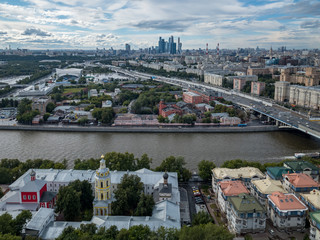 City Skyline - Moscow, Russia