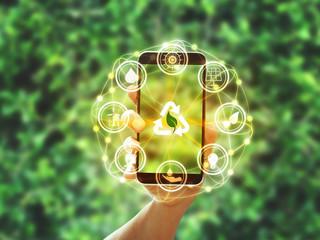 Mobile Phone Concepts, Environmental Technology
