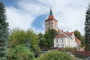 Olsztyn - Katedra św. Jakuba