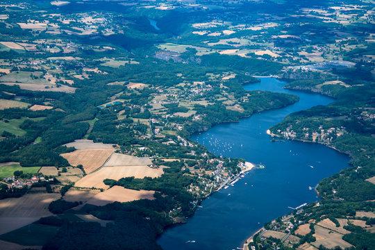 Lac d'Eguzon -  Creuse - Indre