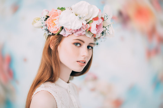 flowers and beauty