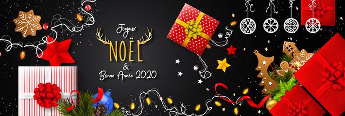 Joyeux Noël & Bonne Année 2020
