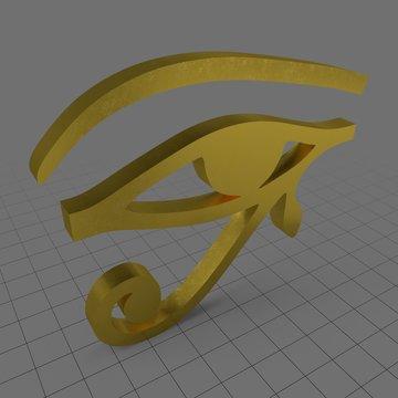 Eye of Ra symbol