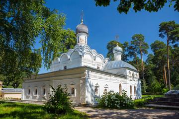 Church of Archangel Michael in Museum-Estate Arkhangelskoye in Moscow region, Russia