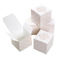Gastgeschenk Verpackung isoliert: Geschenk Schachtel für give-away