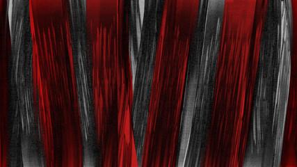 Rot Schwarz Grau Textur Leinwand Malerei Hintergrund