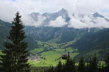 Alpen-Österreich-Salzburger Land- Werfenweng