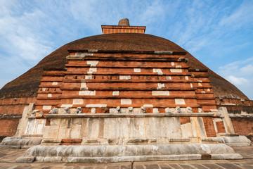 Jetavanaramaya Dagoba (Brick Stupa), Anuradhapura, Sri Lanka