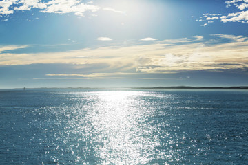 Chile coast Fototapete