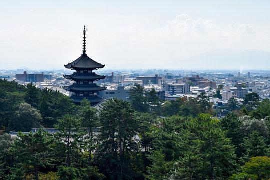 奈良 都市風景