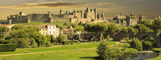 Carcassonne Fototapete