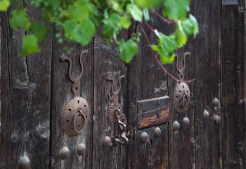 doorknocker in Anatolia