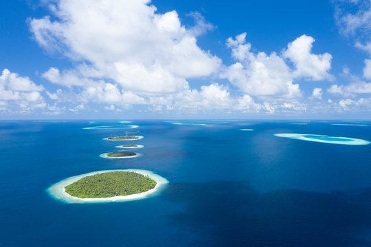 UNESCO Biosphere Reserved, Baa Atoll , Maldives