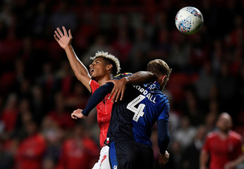 Championship - Charlton Athletic v Nottingham Forest