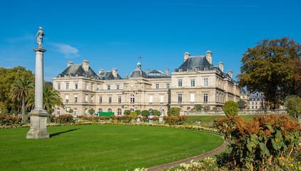 Luxembourg Garden Jardin du Luxembourg Paris, France