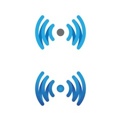 signal wi-fi illustration design