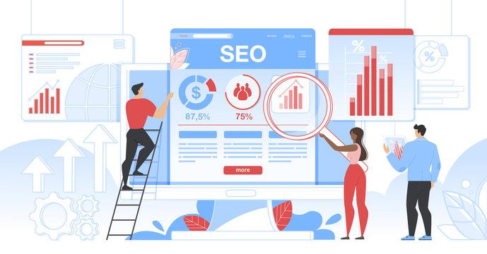 Seo Analytics Team It Search Engine Optimization