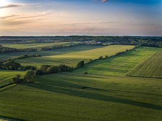 Wisconsin Country side Fotoväggar