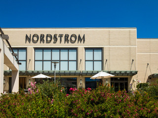 Nordstrom Storefront at The Village at Corte Madera Mall