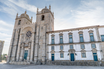 Cathédrale de Porto, Portugal