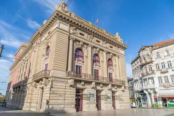 Théâtre national São João à Porto, Portugal