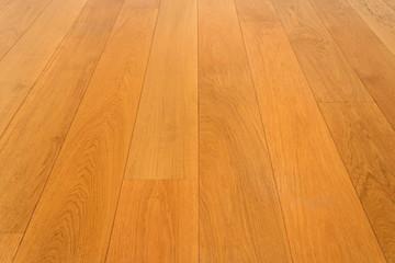 Obraz wooden floor,  oak parquet - wood flooring - fototapety do salonu