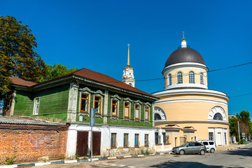 Peter and Paul Church in Tula, Russia