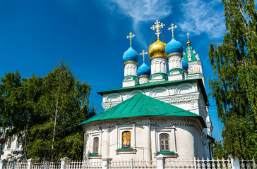 Annunciation Church in Tula, Russia