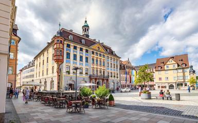 Town Hall alias Rathaus of Coburg