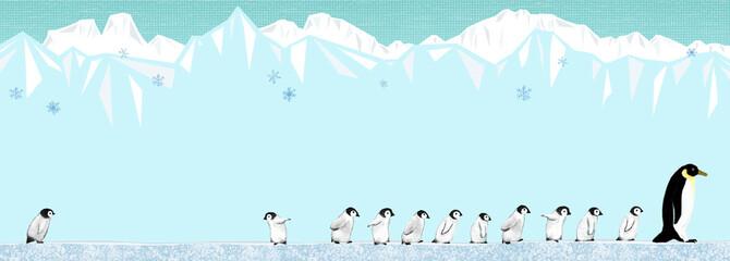 penguins march ペンギンマーチ