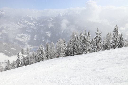 Mayrhofen ski