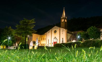 Santuario della Beata Vergine della Salute, Monteortone - Abano Terme