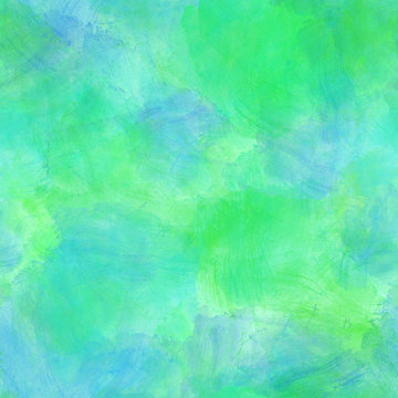 Watercolor Pattern. Spotty Seamless Background for Printing and Digital Design.