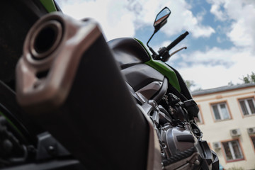 sport bike motorcycle